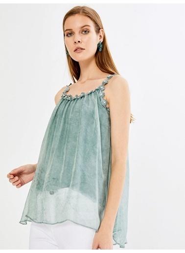Xint Bluz Yeşil